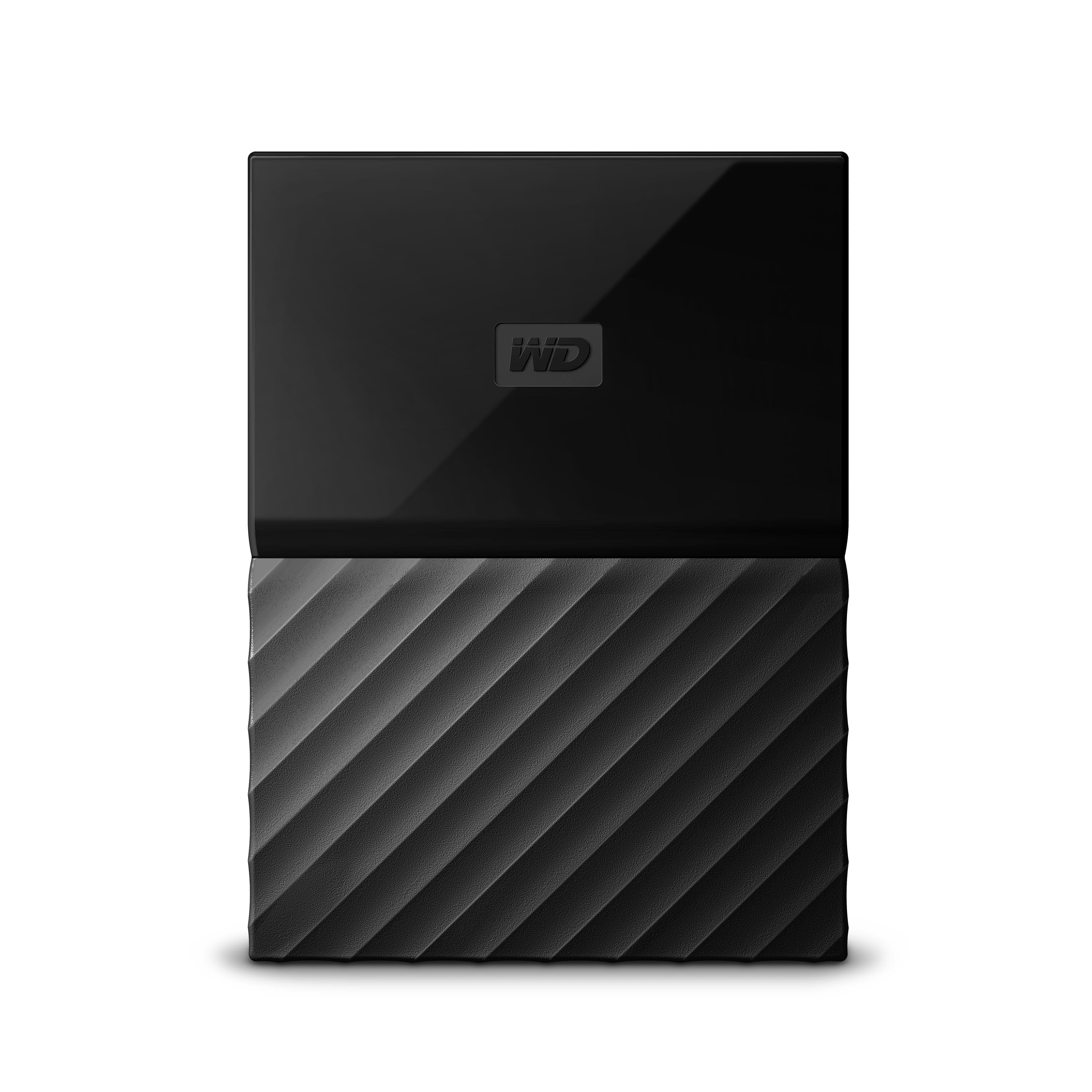 $19 -  Western Digital My Passport 2 Terabyte Portable Black External Hard Drive -YMMV