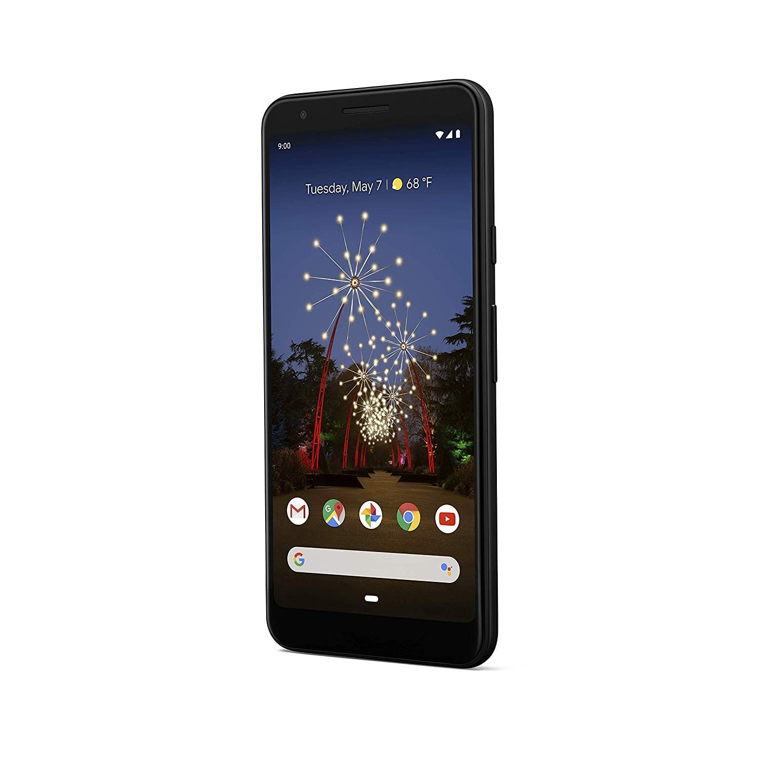 Google - Pixel 3a with 64GB Memory Cell Phone (Unlocked) - Just Black, Purple-ish, Clearly White $299 + Free Shipping