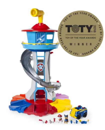 Selected Walmart Stores: Paw Patrol Lookout Tower for $19