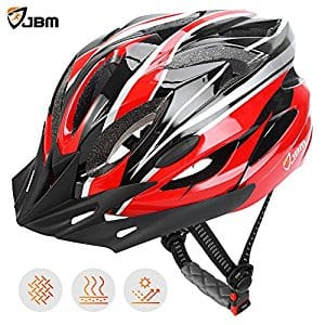 JBM Adult Cycling Bike Helmet Amazon $6.04