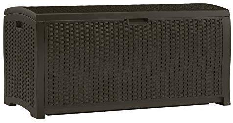 Suncast Deck Box - 99 Gallon for $75.50