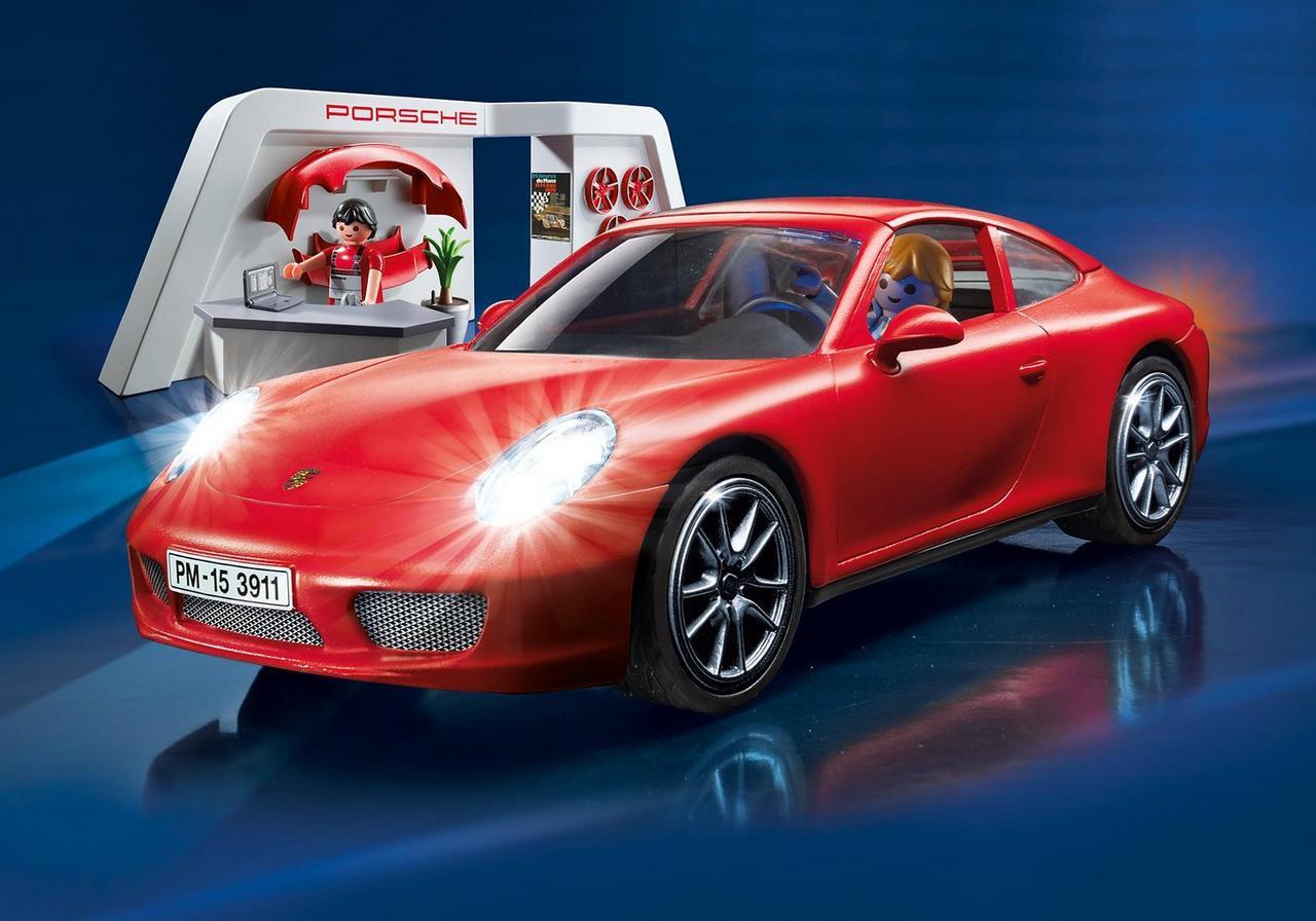 Playmobil Porsche 911 Carrera S $33.74 + Free Shipping