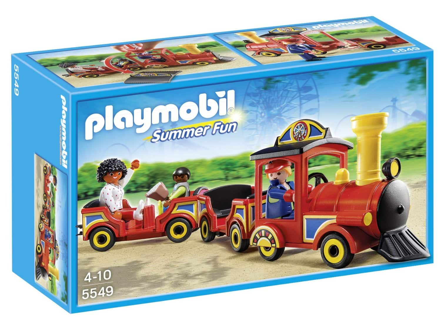 PLAYMOBIL Summer Fun Children's Train Set @ Amazon $8.99