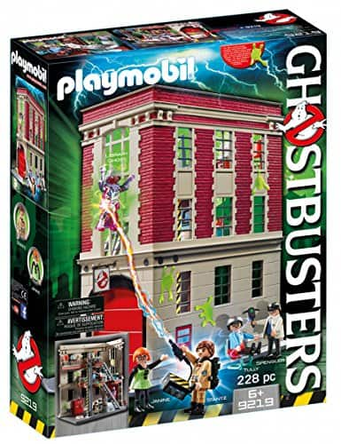 PLAYMOBIL Ghostbusters Firehouse for $48.99  and other sets on sale @ Walmart and Amazon