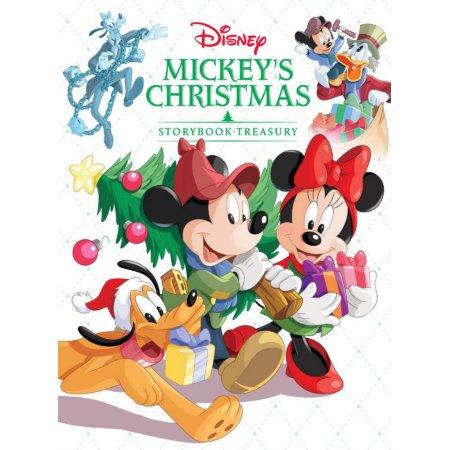 Mickey's Christmas Storybook Treasury $7.56 @ Walmart
