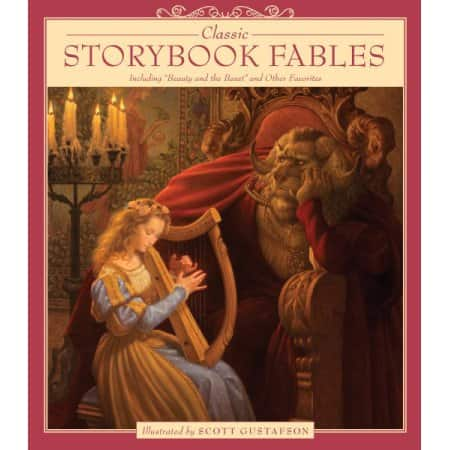 """Classic Storybook Fables: Including """"Beauty and the Beast"""" and Other Favorites $3.31 @ Amazon and Walmart"""