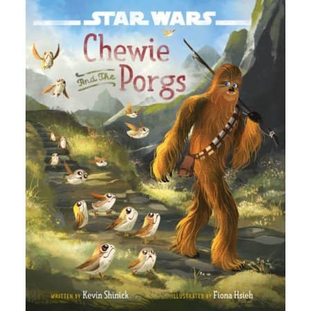 Chewie and the Porgs $6.12 and BB-8 On The Run $4.90 Picture Books @ Amazon and Walmart