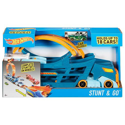 Hot Wheels Stunt and Go Complete Stunt Truck Playset $14.02 at Toys R Us store pick up