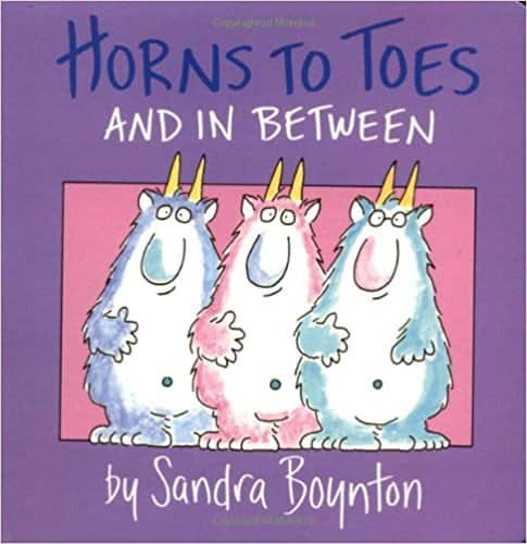 Sandra Boynton Board Books $3.25 and up Amazon