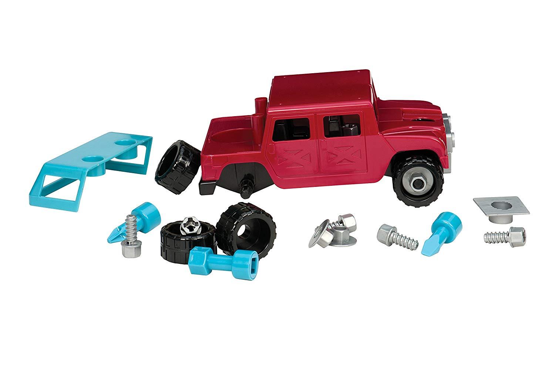 Battat Take Apart 4 x 4 Construction Toy Truck $8.34 Amazon.com F/S with Prime
