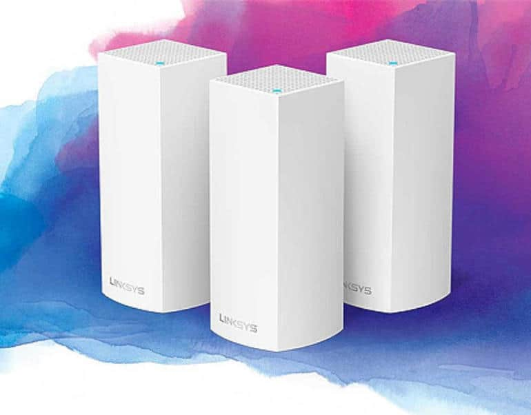 30% Off Any Linksys Router : Linksys Velop ($350) -- Linksys EA9300 ($210) -- Linksys EA8300  ($130)