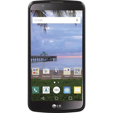 Total Wireless LG Premier 8GB Prepaid Smartphone $19.99