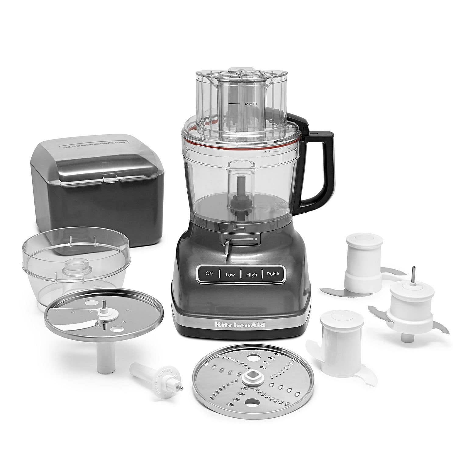 KitchenAid 11-Cup Food Processor with ExactSlice $100