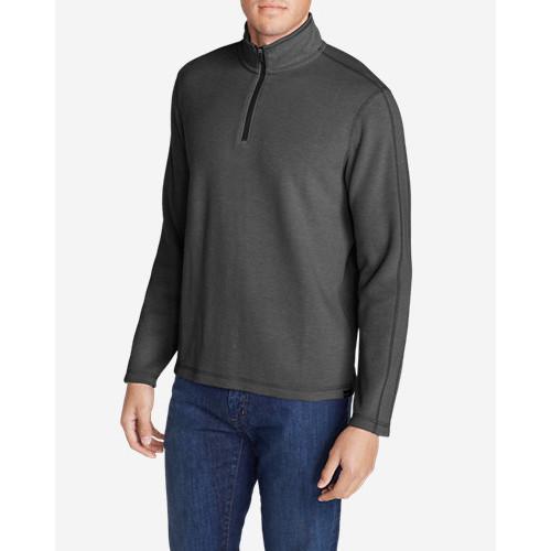 Men's Kachess 1/4-Zip Mock Pullover for $24.99