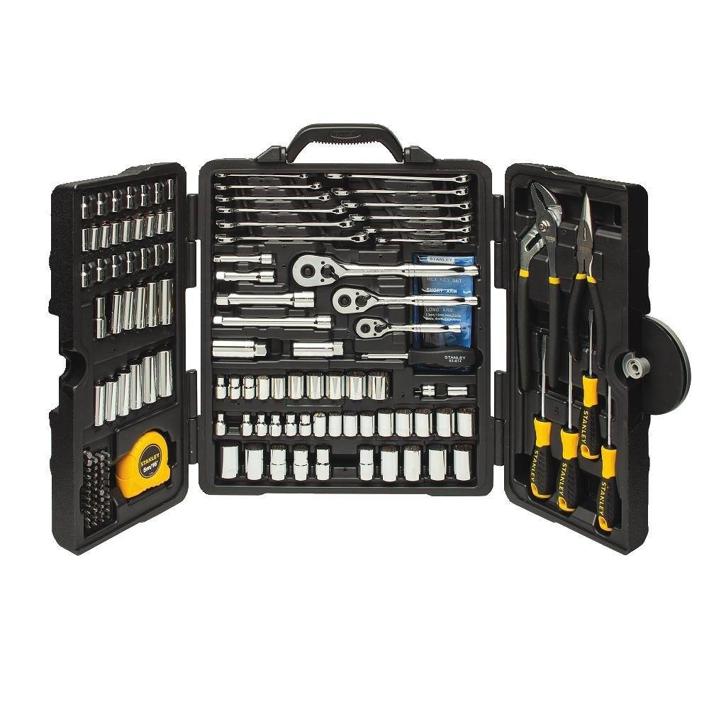 Stanley STMT81031 Mixed Tool Set (170 Piece) $64