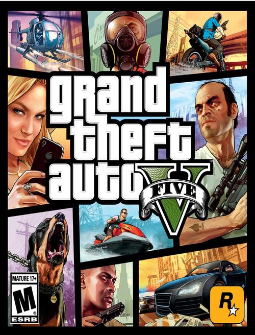 Grand Theft Auto 5 $30
