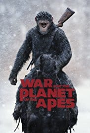 War for the Planet of the Apes -55% off for Prime members (digital)