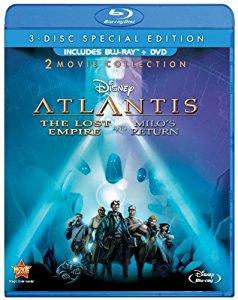 Costco Members: $8.99 + tax Disney Movies Blu-Ray DVD Digital (YMMV)