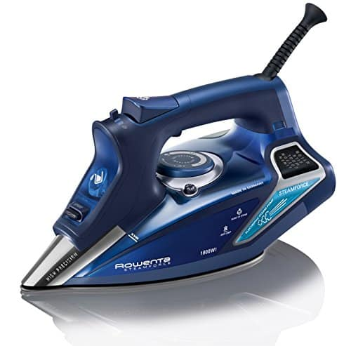 Rowenta DW9280 Steam Force 1800-Watt Professional Digital LED Display Iron - Amazon $96.34 Free One Day