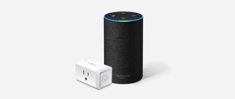 Echo (2nd Generation) + TP Link Mini Smart Plug - $79 @ Amazon
