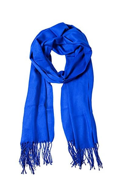 Winter Long Cashmere Feel Warm Plaid Tassel Scarf for Women And Men  $7.99+Free shipping