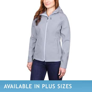 Costco Kirkland Signature (house brand) soft-shell jackets $20 online and B&M.