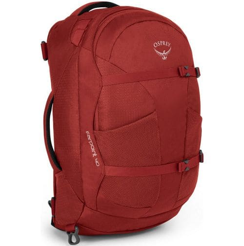 Osprey Farpoint 40L Travel Backpacks (various colors) From $85 + Free S/H (Valid for New Customers Only)