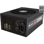 239.99 FREE SHIPPING REFURBISHED CORSAIR Axi series AX1200i 1200W FULLY MODULAR 80plus PLATINUM also comes with FREE CORSAIR RM850 ALSO FULLY MODULAR 850W 80 plus gold REFURBISHED