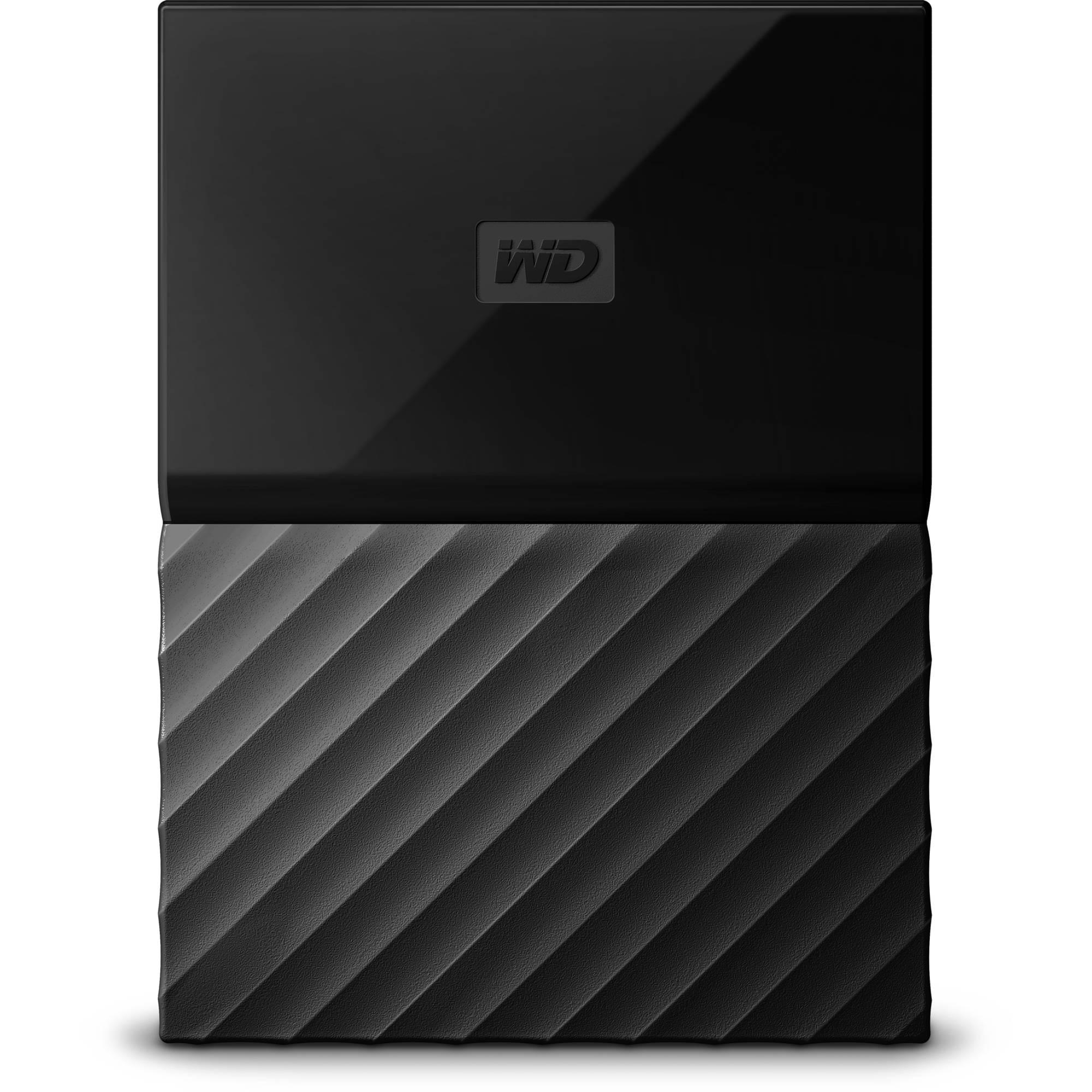 YMMV - 3TB Western Digital Portable Hard Drive - $54.00 - Clearance - WALMART In-Store Only -YMMV