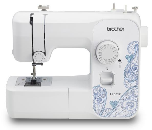 Brother LX3817 17-Stitch Full-size Sewing Machine $40 YMMV