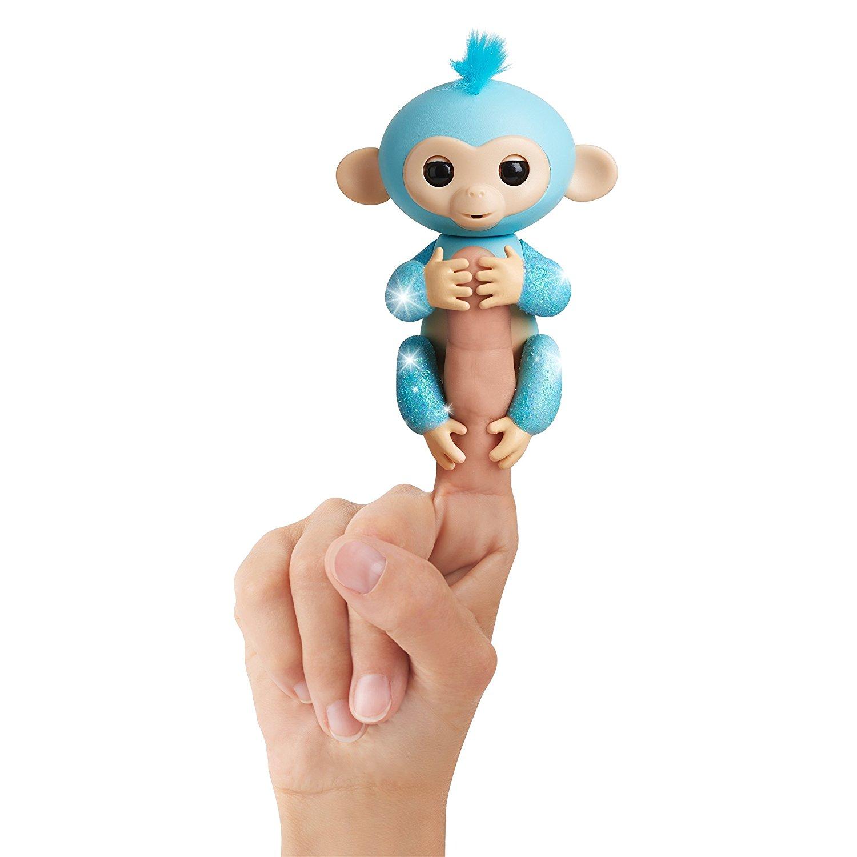 Fingerlings Glitter Monkey Amelia $13.30