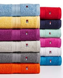 Tommy Hilfiger towels & and washcloths $2-$5