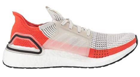 Adidas Ultraboost 19, $53.70 for size 9.5. Various prices.