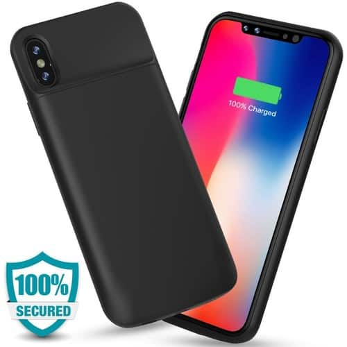 iPhone x Battery Case (20% off) - $27.99