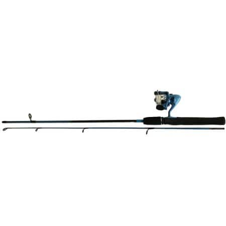 "Ozark Trail Colorful Spinning 5'6"" Rod and Reel Combo $3.62"
