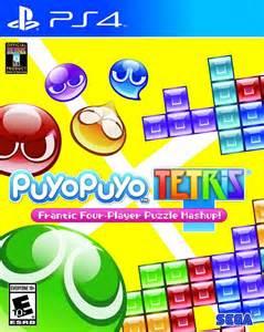 Puyo Puyo Tetris PS4 $8.98 @Target B&M only YMMV