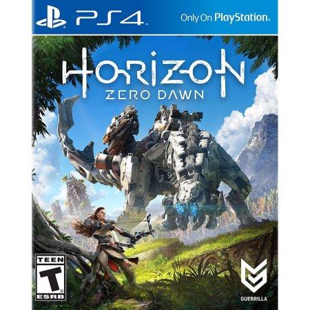 Horizon Zero Dawn or Final Fantasy 15 PS4.  $20 Walmart Free Shipping to Store.