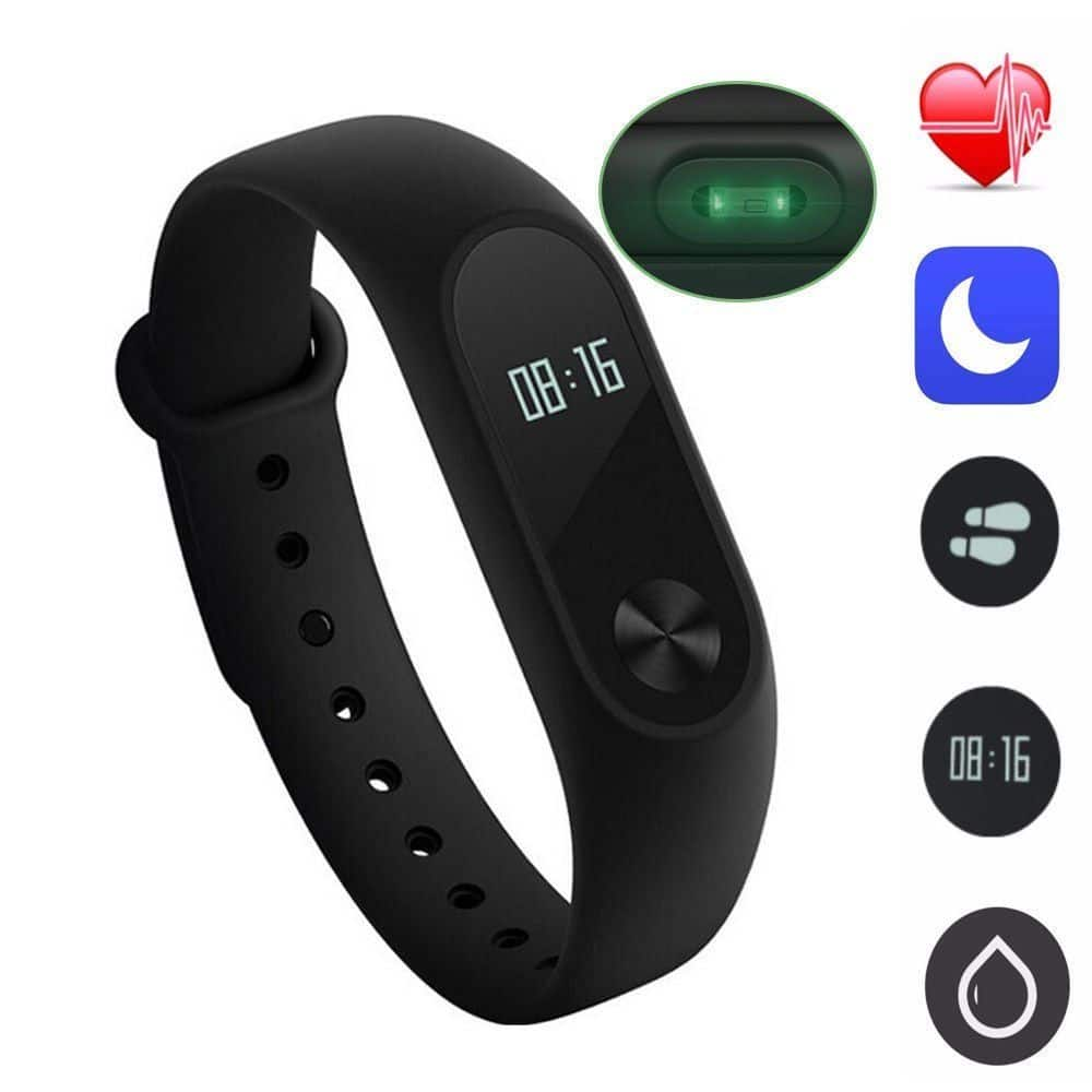 Xiaomi Mi Band 2 Smart Watch $14.68 Ebay FS!