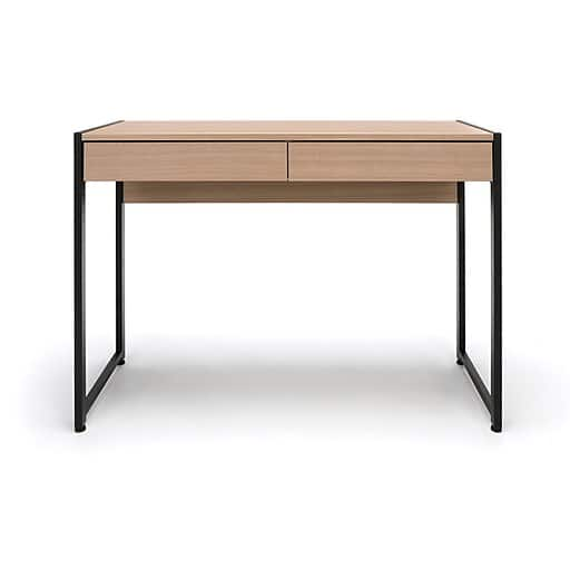 OFM 2-Drawer Office Computer Desk $55 from Staples
