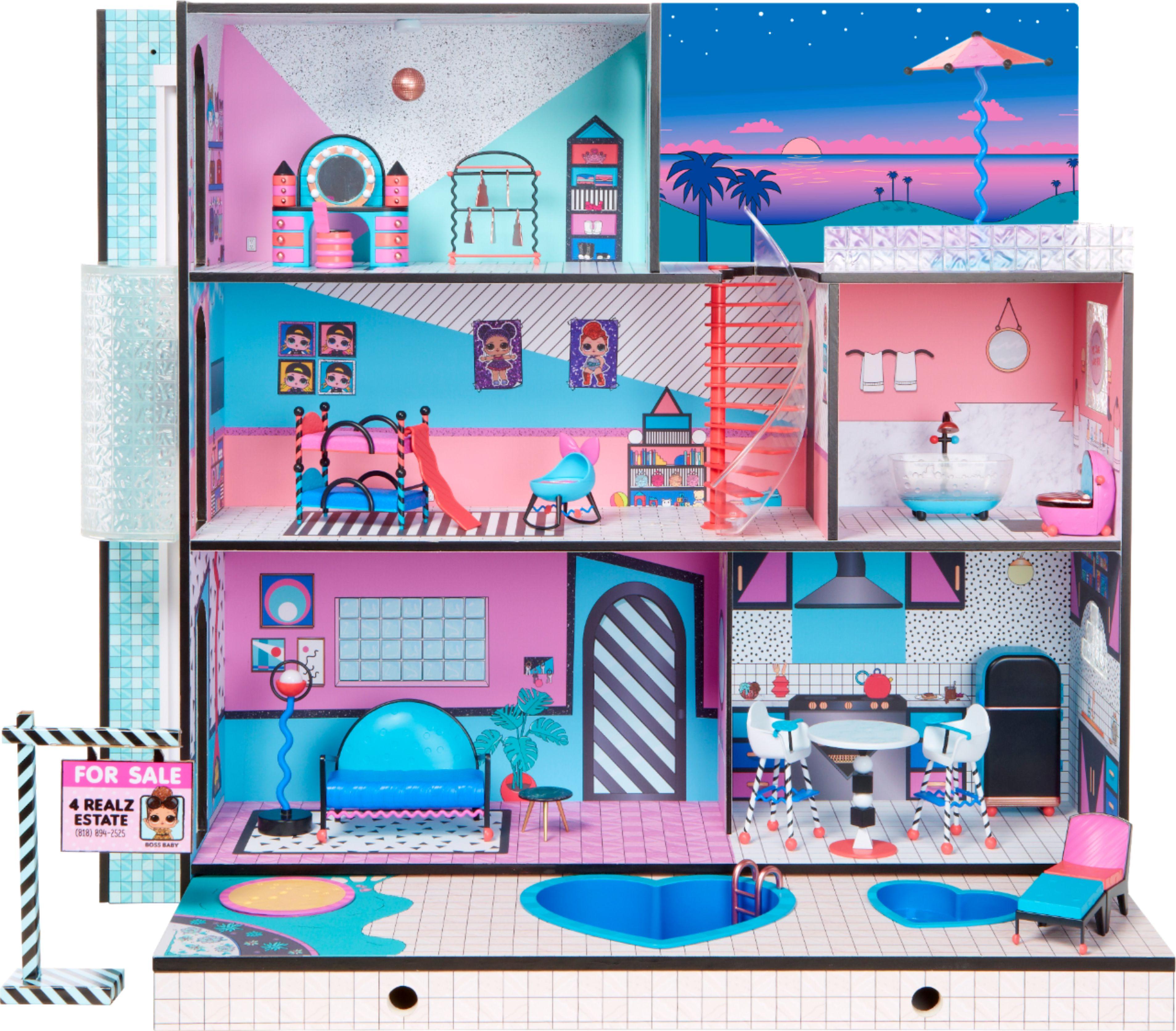 LOL Surprise Doll house $129.99