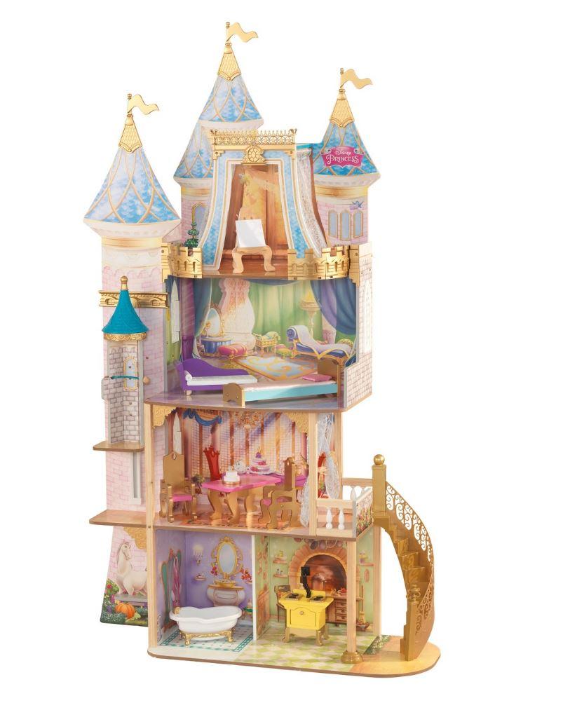 Target In-Store Deal: KidKraft Disney Princess Royal Celebration Dollhouse (list price $149.88) $44.98 In-Store YMMV