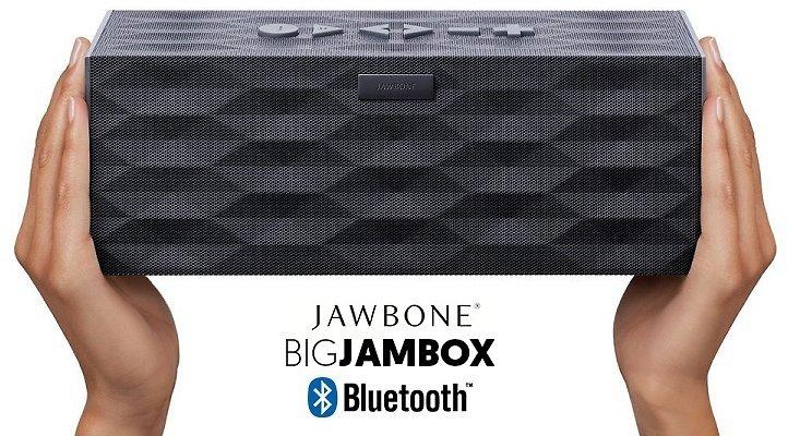 Jawbone BIG JAMBOX Bluetooth Speaker with Room-Filling Sound $69.97 atYugster.w/ FS