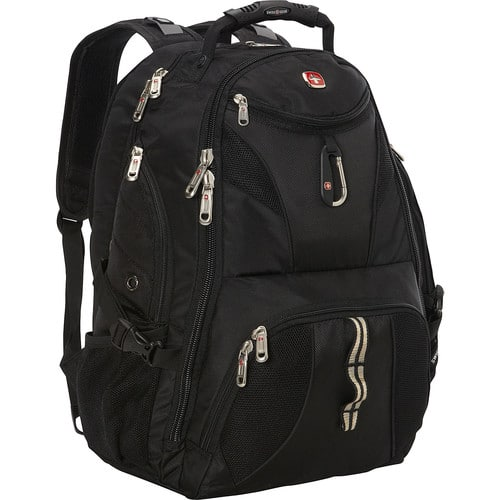 "[58% off] SwissGear Travel Gear 1900 Scansmart TSA Laptop Backpack - 19"" - $54.99 & Free Shipping"
