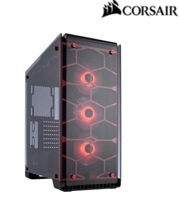 Corsair 570X RGB Crystal Series ATX Computer Case - Fry's $149.99 w/$20 promo code