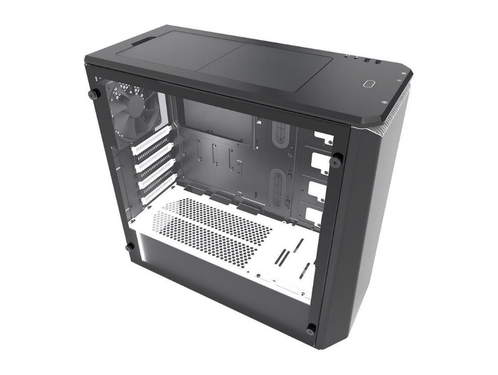 Phanteks Eclipse P400S PH-EC416PSTG_BW Silent Edition Black/White Tempered Glass Computer Case - Newegg $79.99 - $10 rebate = $69.99