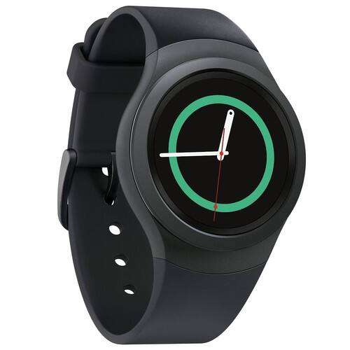 Samsung Gear S2 Smartwatch (Certified Refurbished) (Dark Gray) $99.99 & FREE Shipping