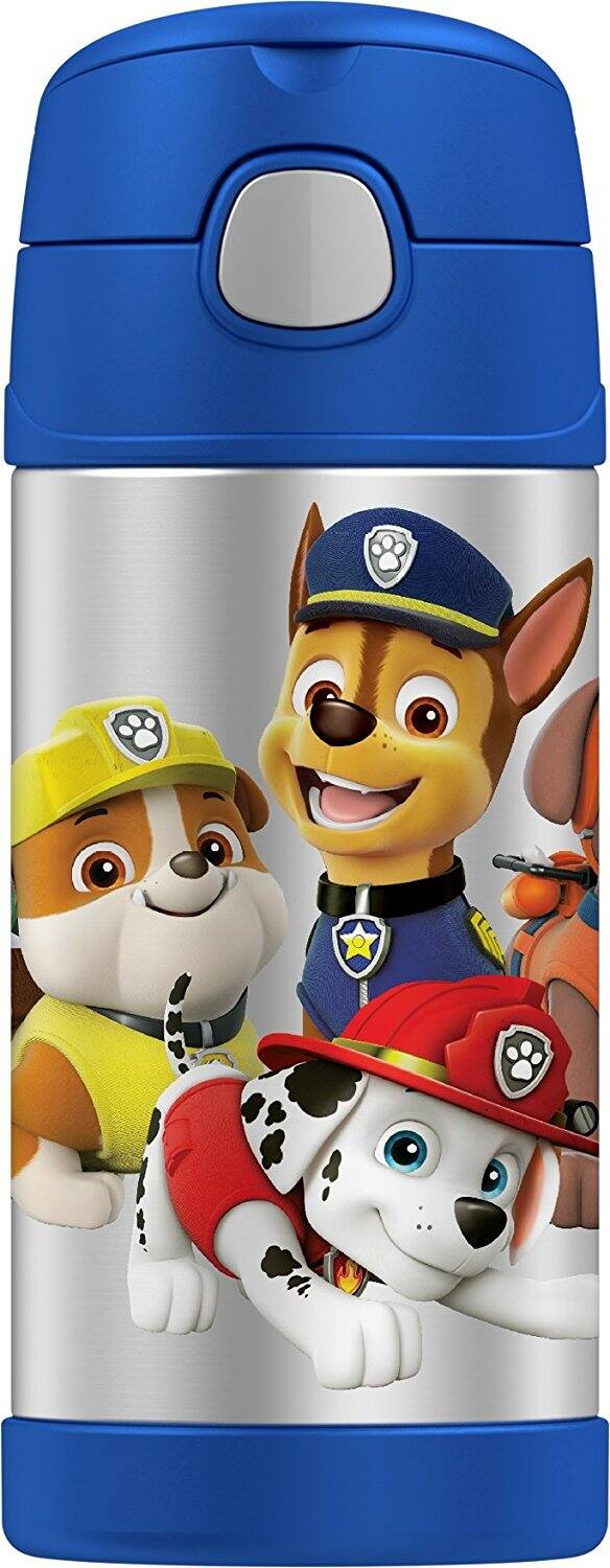Paw Patrol Licensed Stainless Steel Funtainer Hydration Bottle - 12 Ounce $9.90 & FREE Shipping on orders over $25.