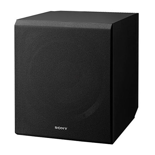 Sony SA-CS9 10 In Active Subwoofer $98.00 & FREE Shipping