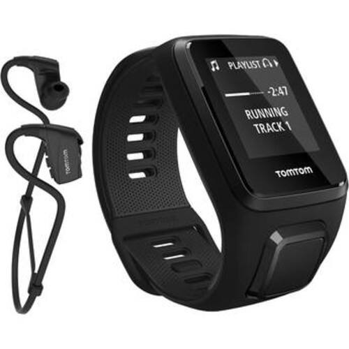 Spark 3 Cardio + Music Fitness Tracker with Built-In Heart Rate Monitor (Black, Small) $150.50 & FREE Shipping