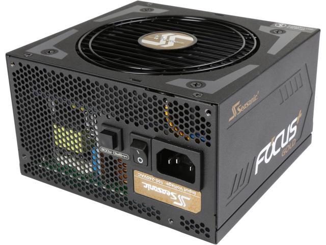 Seasonic FOCUS Plus 650W 80+ Gold Full Modular Power Supply (SSR-650FX) for $59.99 AR + Free Ship @ Newegg